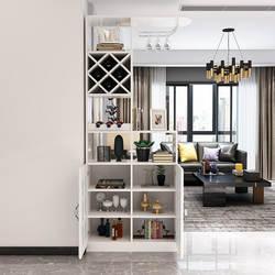 Современный минималистский Multi-function One выставочная модель с отделениями отель Гостиная коммерческая мебель бар винный шкаф украшения