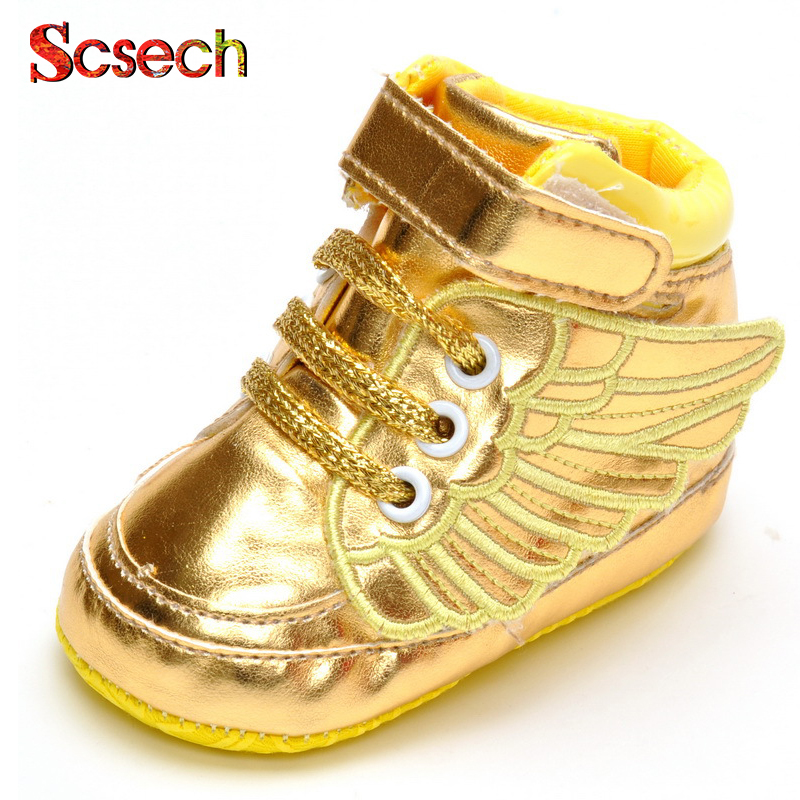 Aliexpress.com : Buy New Baby Cotton Wing Shape Shoes Boy