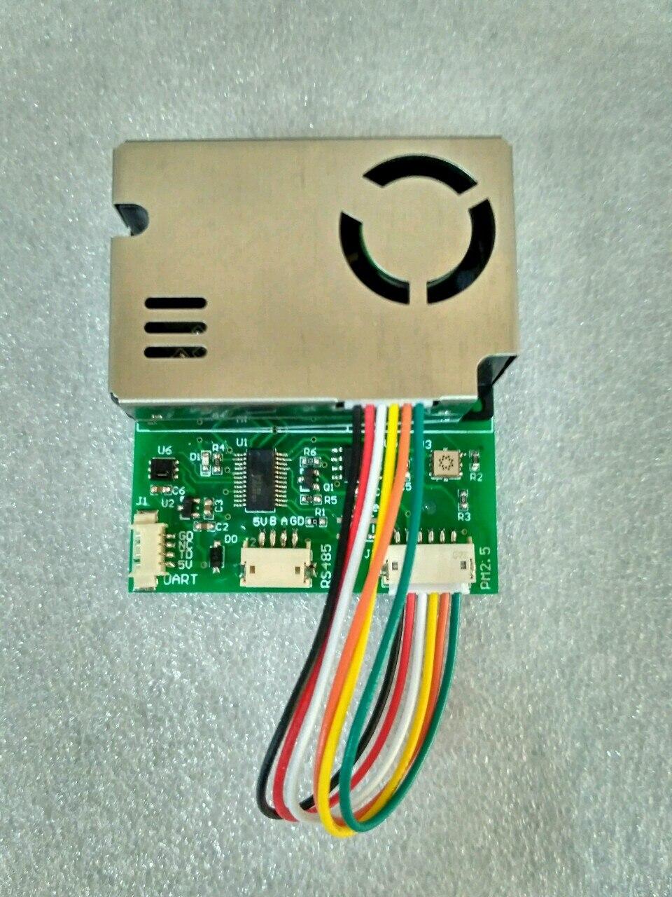Tester 7 Integrated Sensor Module 485 Output PM2.5/10 Temperature and Humidity C02 Formaldehyde TVOCTester 7 Integrated Sensor Module 485 Output PM2.5/10 Temperature and Humidity C02 Formaldehyde TVOC
