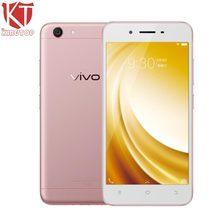 KT Новый VIVO Y53 мобильный телефон 5.0 дюймов Snapdragon 425 4 ядра 1.4 ГГц 2 ГБ Оперативная память 16 ГБ Встроенная память Android Поддержка otg 4 г LTE смартфон