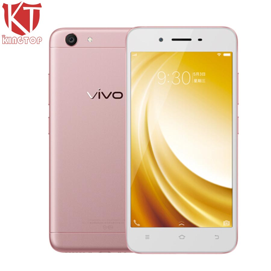 KT New VIVO Y53 Mobile Phone 5.0 inch Snapdragon 425 Quad Core 1.4 GHz 2GB RAM 16GB ROM Android Support OTG 4G LTE Smartphone