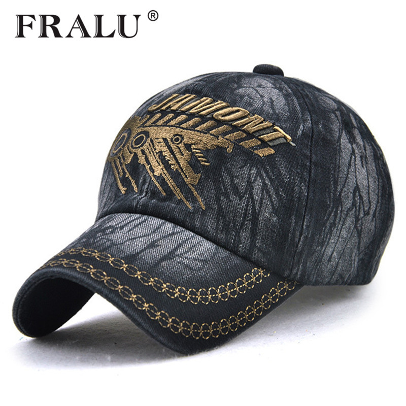New   Baseball     cap   For men women Comfortable adjustable   Baseball     caps   cotton Cowboy hat Embroidery letters Fashion 5 colors Hats
