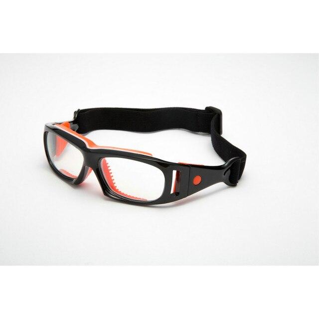 495c6769fefbb Óculos de proteção de segurança olho esportes futebol basquete óculos  ópticos óculos espetáculo armação dos óculos