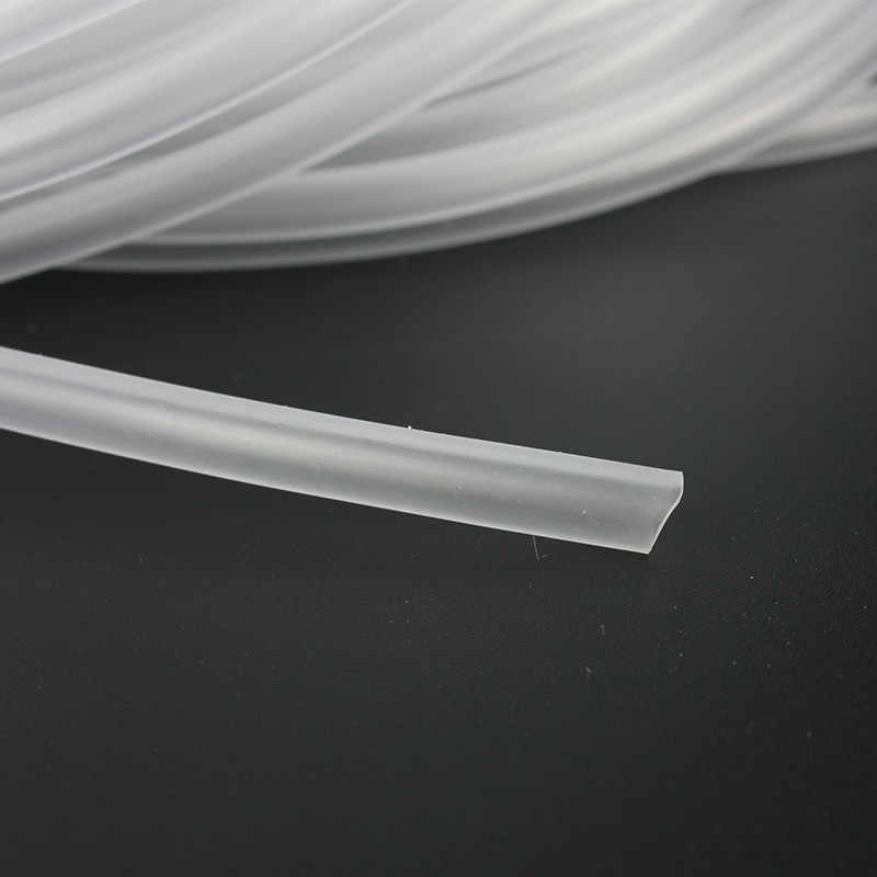 Высокое качество 4*6 мм мягкий силиконовый зажим для аквариумного шланга