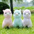 45 см Японский Alpacasso Мягкие Игрушки Куклы Гигантские Мягкие игрушки Лама Игрушки 5 Цвета Kawaii Альпака овец Плюшевые Дети Рождество подарок