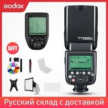 Godox TT685C TT685S TT685N TT685F TT685O TTL HSS Camera Speedlight Flash with Xpro Transmitter for Canon Sony Nikon Fuji Olympus