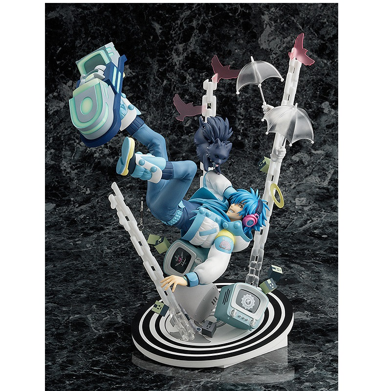 28cm DRAMAtical Murder Seragaki Aoba Action Figure Toys Birthday Collection Christmas Gift the murder wall