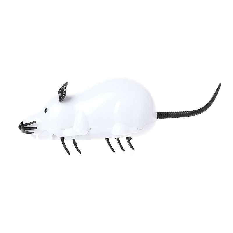 1 cái Sáng Tạo Pet Cát Chơi Đồ Chơi False Chuột Điện Ant Squeak Tương Tác Đồ Chơi Hot