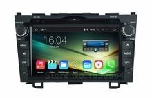 Quad Core HD 1024*600 Android 5.1.1 Автомобиля DVD GPS для Honda CR V CRV 2006 2007 2008 2009 2010 2011 с BT Wi-Fi Радио