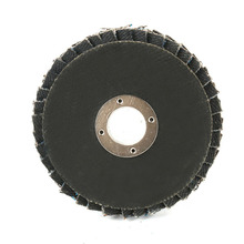 "High Precision 2"" 50mm Flap Sanding Grinding Disc Wheel Grinder Abrasive Tool For 80 Grit 10Pcs"