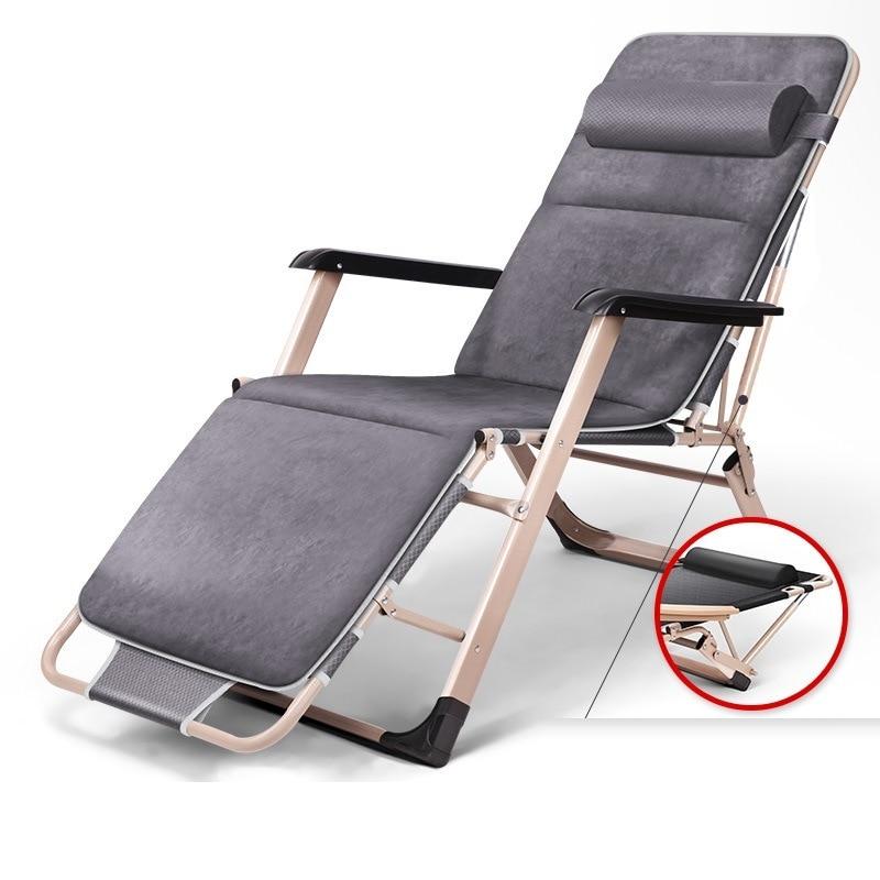 ᐊSilla reclinable Moveis Cama Transat Mobilya Camping plegable ...