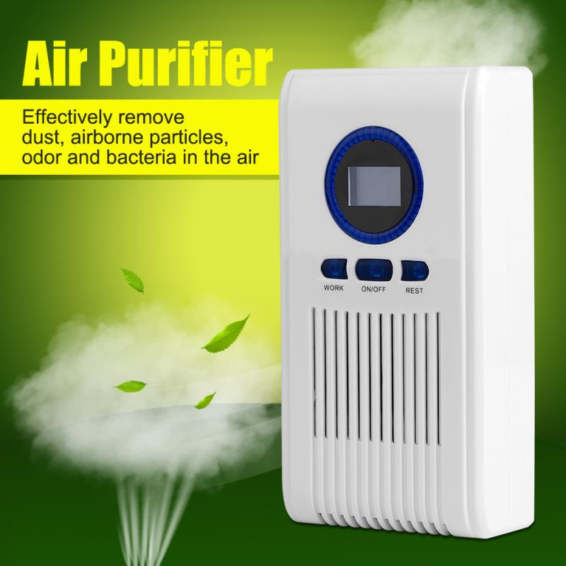 Ozone Generator Purifier Ozone Ionizer Portable Air Purifier Plug In Ozone Air Purifier Home Office Hotel Pet Odor Eliminator цена