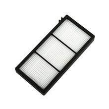 10Pcs Hepa Filter For Roomba 800 900 Series 870 880 980 Filters Vacuum Robots Replacements Cleaner Parts Accessory 5x side brushes 5x filters replacement for irobot roomba 800 900 860 880 980 960 870 robotic cleaner parts accessories