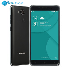Origine Doogee F7 Smartphone 5.5 Pouces FHD 3 GB RAM + 32 GB ROM Android6.0 DualSIM MTK6797 Deca Core 2.3 Ghz 13.0MP WCDMA LTE