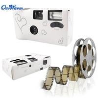 Hearts Disposable Camera 36 Photos For Wedding Party Supply