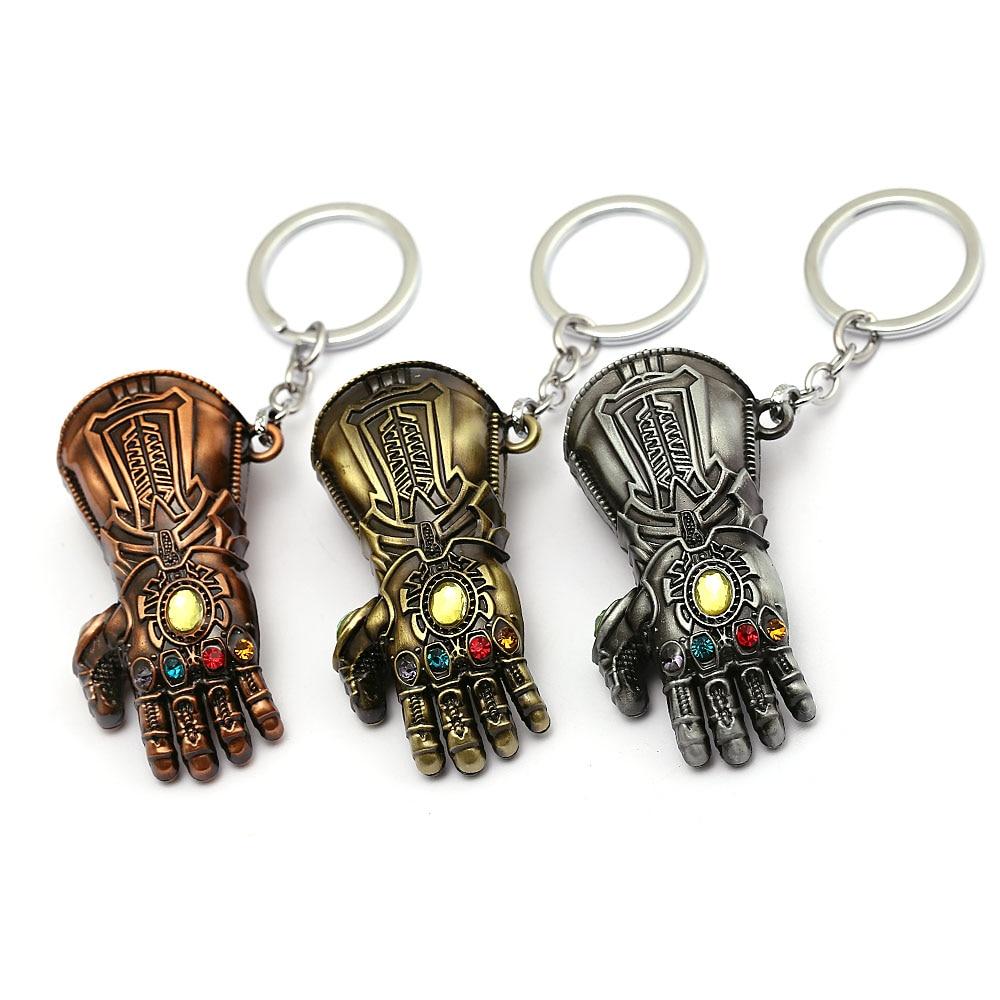 Infinity Gauntlet Keychain Thanos