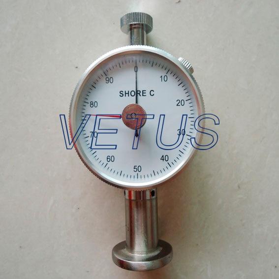 Dual Needle LX-C-2 SHORE C Durometer  цены