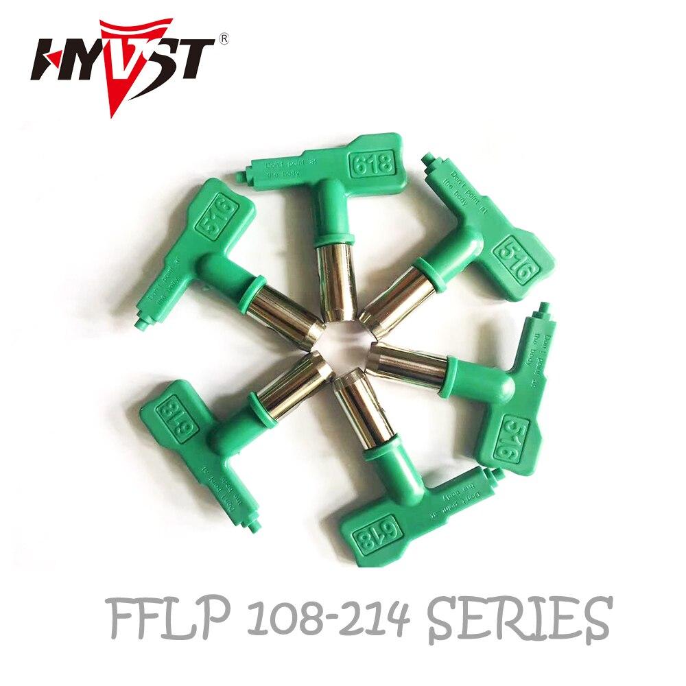 Airless Tip Paint Sprayer FFLP Tip Nozzle Low Pressure Tip ( 108-214tips )  Paint Sprayer Tools