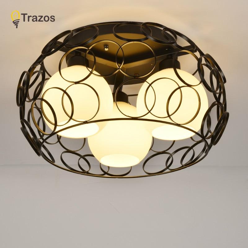 Modern mennyezeti lámpák fém Étkező Étterem 3 fej étkezés - Beltéri világítás