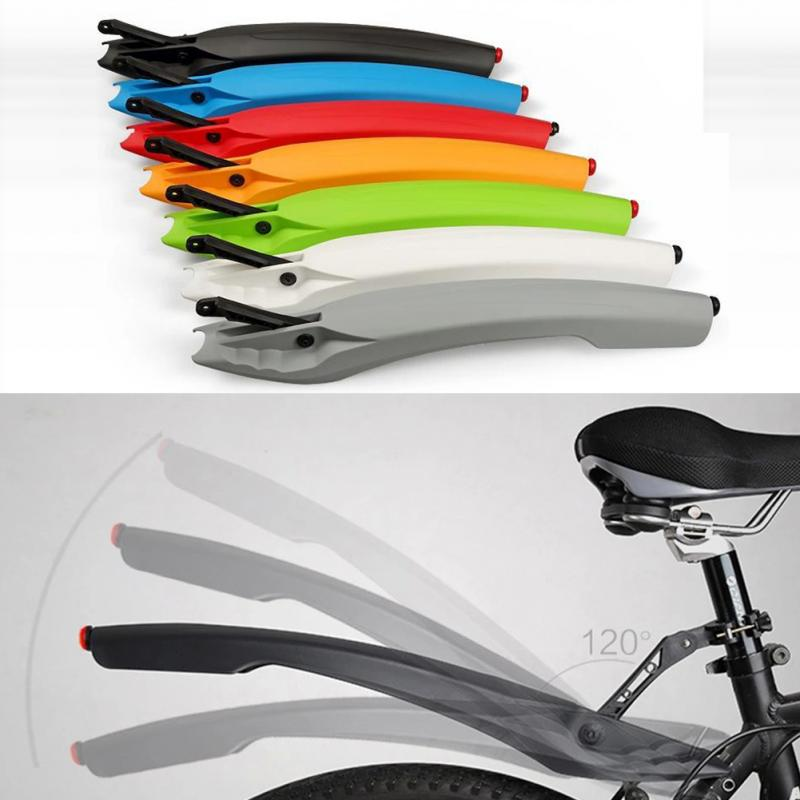 1 Pair Bicycle Mudguard Fenders Set Bicycle Wings For Bicycle Front//RearBB