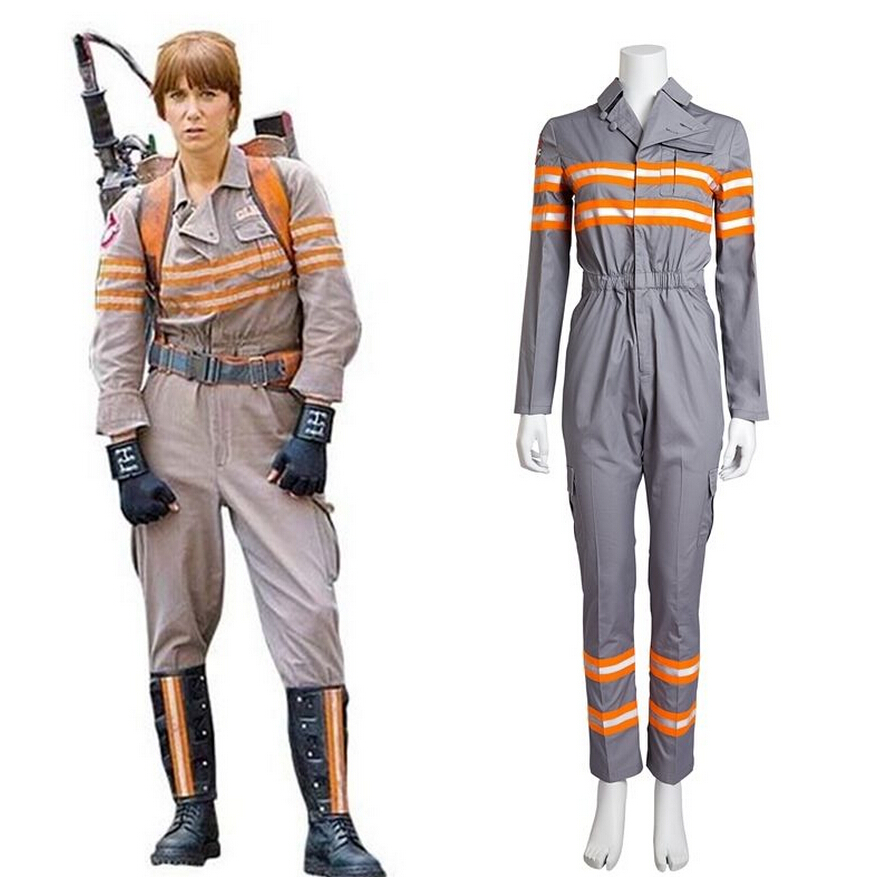 ゴーストバスターズゴーストバスターズジャンプスーツコスプレ衣装CWU,27pフライトスーツ制服(China