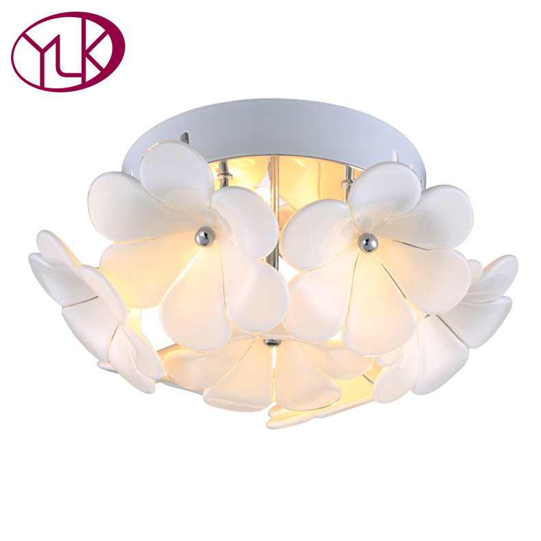 Lights & Lighting Ceiling Lights Simple Cloakroom Round Led Milk White Glass Ceiling Light Corridor Balcony Porch Ceiling Lamp