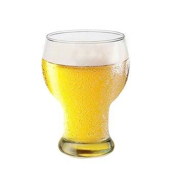 c98103d5e345 1 piezas 455 ML de cerveza bávara taza libre de plomo cerveza taza de vidrio  resistente al calor de la taza de jugo copa de bebida taza de leche envío  ...