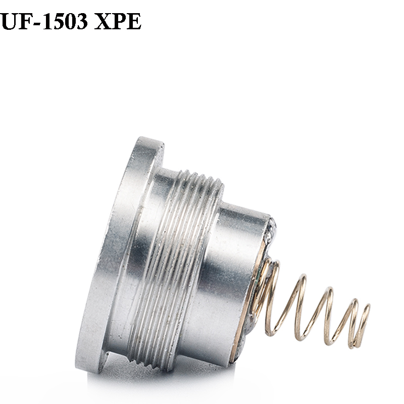 UniqueFire Coyote& Hog Hunting Light Cree XPE(G/R/W) Light Led Pill 3 Modes Driver Led Lamp Holder for UF-1503 T50 Flashlight