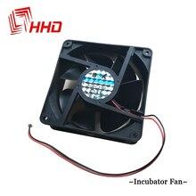 China HHD Spare Parts Small Mini Chicken Duck Quail Egg Hatchery Machine Incubator Fan for Sale