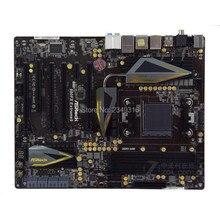 Для ASRock 990FX extreme ME9 б/у Настольный для AMD 990FX материнская плата Socket AM3 AM3+ DDR3 SATA3 USB3.0