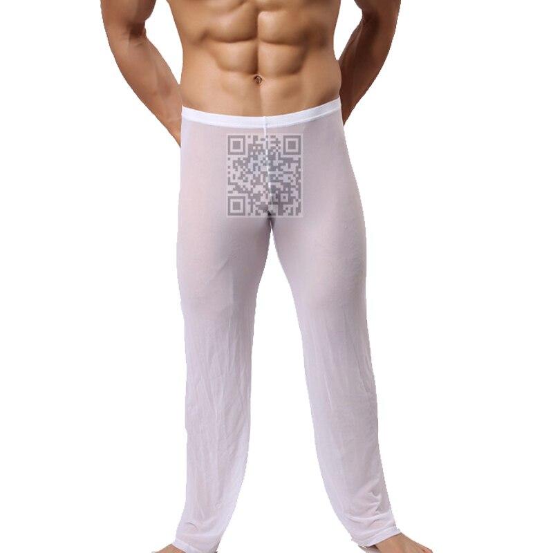 New Arrival Brand Sexy Men's Lounge Pants Sexy Male Pajamas Pants Sleepwear Sleep Wear For Men