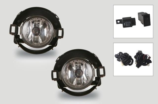 Case for Nissan Xterra 2005 2014 fog light halogen fog lamp H11 12V