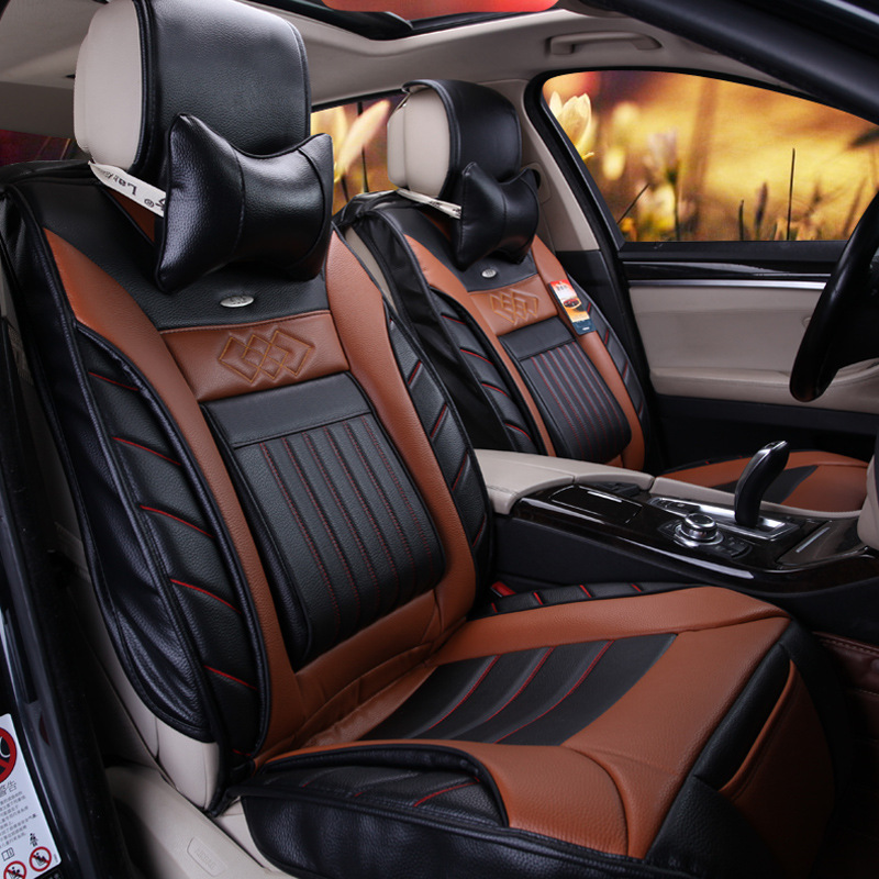 2015 Universal Car Seat Covers Comfortable Luxury Winter