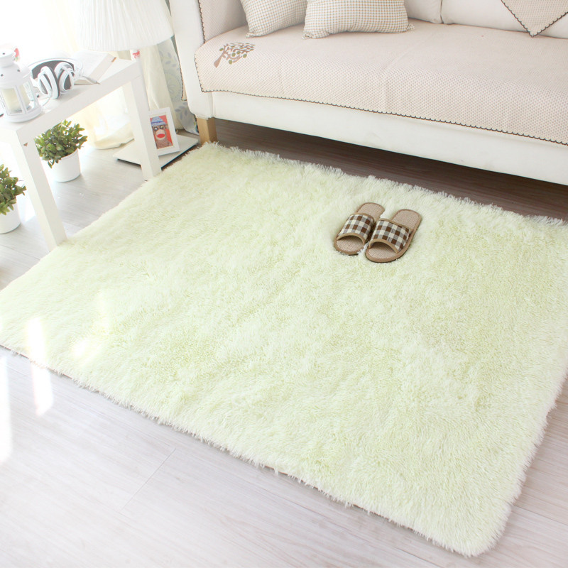 100*200CM non-slip large carpets and mats for living room Silky/soft Free Shipping