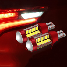 Lsrtw2017 PC LED Car Reversing Light Auxiliary for Acura Cdx 2017 2018 2019 2020