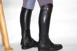 Высокое качество Половина Chaps Конный Chaps Полный Кожа Верховая езда Chaps тела Защитное снаряжение для мужчин женщин и детей