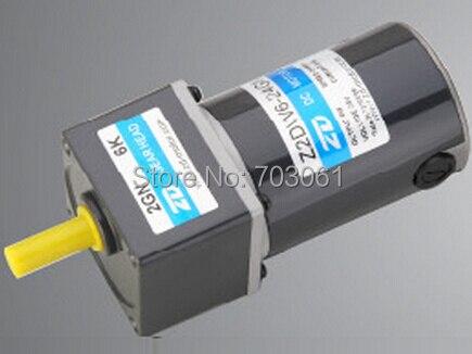 6 W 12 V DC moteur Micro réducteur de vitesse moteur rapport 18:1