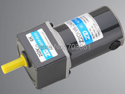 6W 12V DC motor Micro gear reduction motor Gear Ratio 18:1 12v 24v 36w dc gear motor reversible motor reduction ratio 3 180 1
