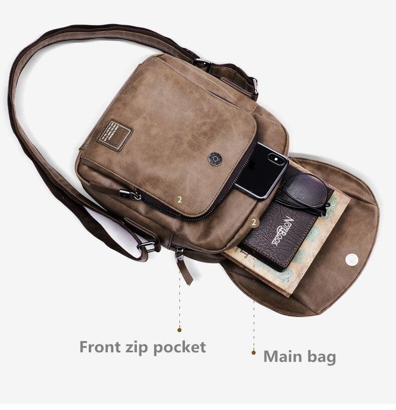 do mensageiro sacos homem maleta à prova dwaterproof água