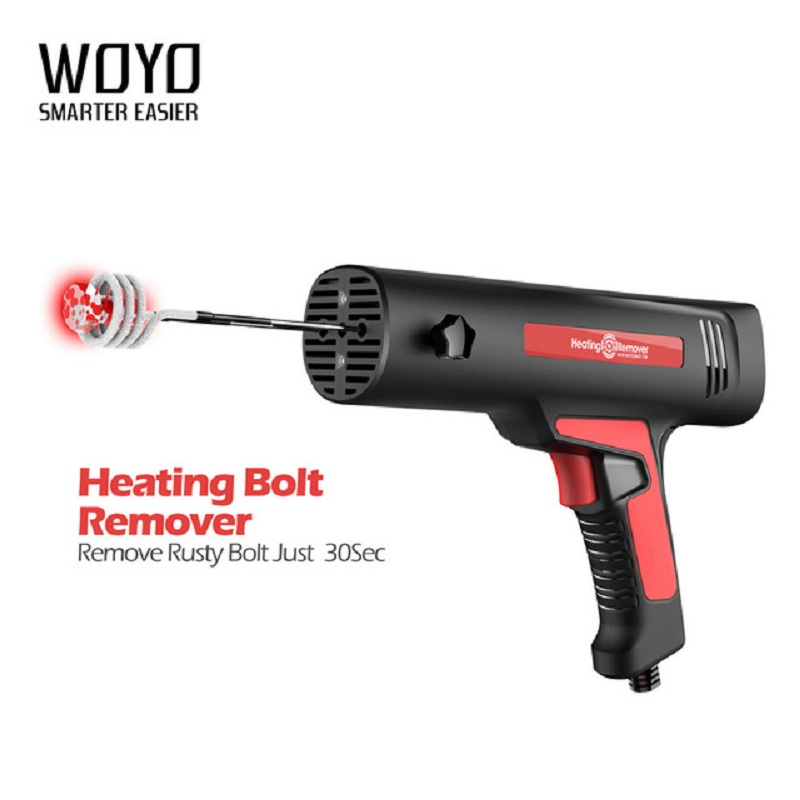 WOYO Induction Heating Bolt Remover Car Body Repair With 4 Coils Kits 110V 220V For Option