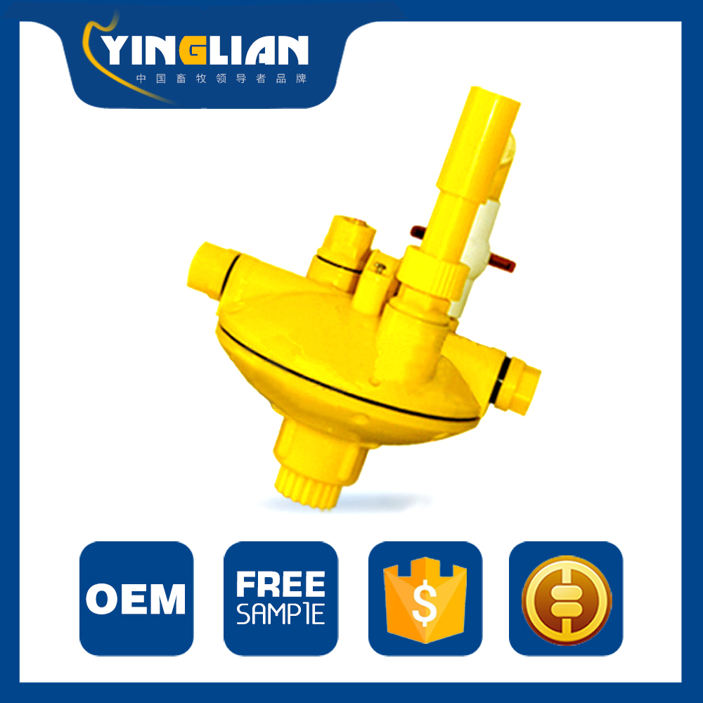 Poultry Farm Equipment Poultry Water Pressure Regulator Nipple drinker for chicken Quail ...