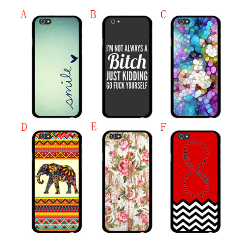 3b2f97f9bcf Pattern Designer Skin Animal Phone Case Cover Protector For Apple iPhone 6  Free Shipping S5V