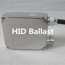 Polarlander 2pcs 100% New 12V AC 35WALuminum Sliver Design HID Xenon Ballast