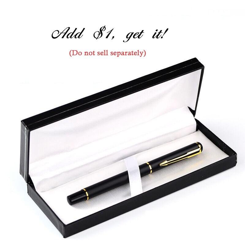 Бесплатно логотип гелевая ручка заправки деловые мужчины студентов серебряные металлические ручки название компании выгравировать office шк...