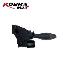 KobraMax Alta Qualidade Volante Do Carro Interruptor Combinação interruptor de Direção Interruptor YC1T13335AE Para Ford TransitCar Acessórios
