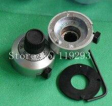 [BELLA]Taiwan original TOPVR digital dial knob H-22-6A with multi-turn potentiometer 3590S 534–10pcs/lot
