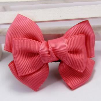 200pcs/lot  ribbon and suitable for children with fine or small amounts of hair