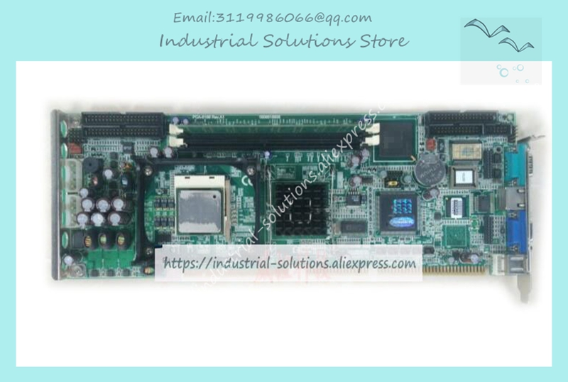 PCA-6186 A1 PCA-6186E2 Double Net w ork Card Interface Condition Good 100% Tested Good QualityPCA-6186 A1 PCA-6186E2 Double Net w ork Card Interface Condition Good 100% Tested Good Quality