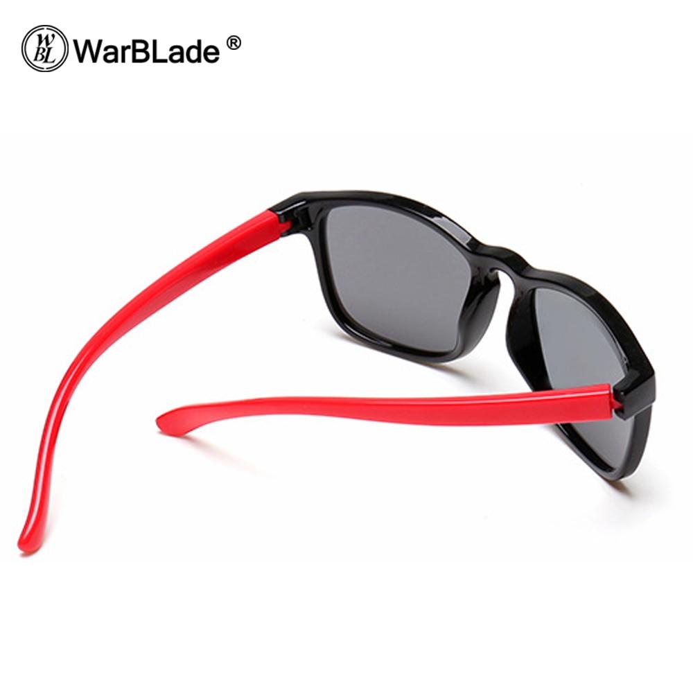 2018 Nuevas gafas de Sol Polarizadas Niños Gafas Flexibles Marco - Accesorios para la ropa - foto 5