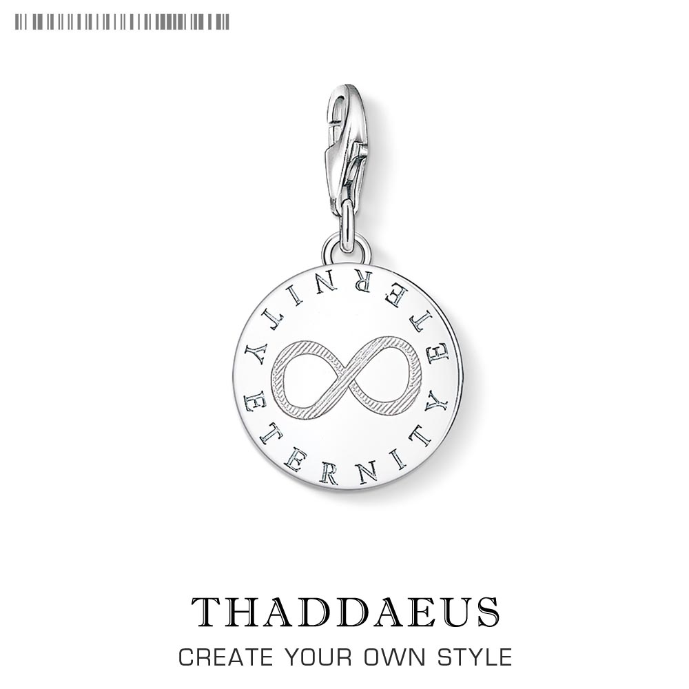 Charms Endless Symbol 925 Sterling Silver Pendants Forever Love Jewelry Making DIY Handmade Gift For Women